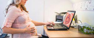 مشاوره بارداری سه ماهه سوم بارداری